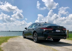 2018 Lexus LS 500 F Sport Review - 17